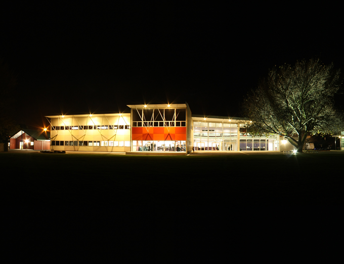 A premium facility occupying a gateway position to Middleton Grange School