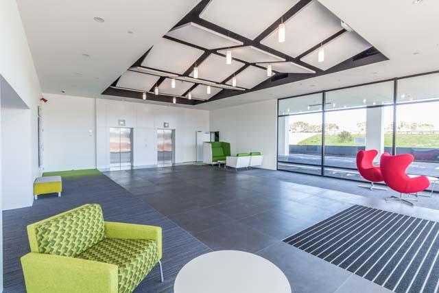 56 Cawley St, Ellerslie - Interior of new top floor
