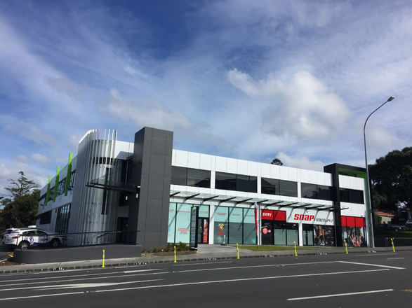 401 Great South Rd, Ellerslie - modernisation improves leasability