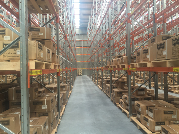 JB's Wear - NZ Distribution Centre