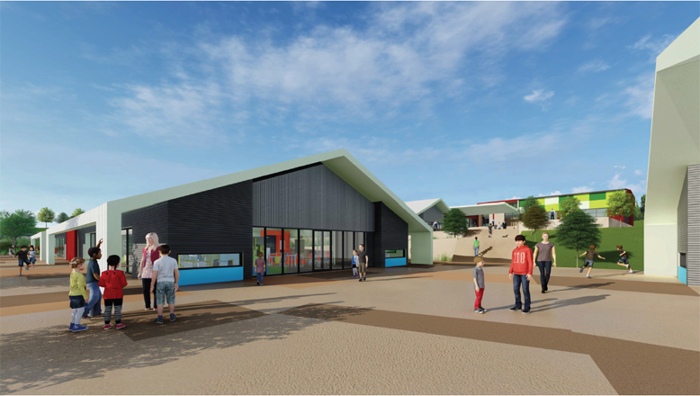 KingsGate School Classroom Design