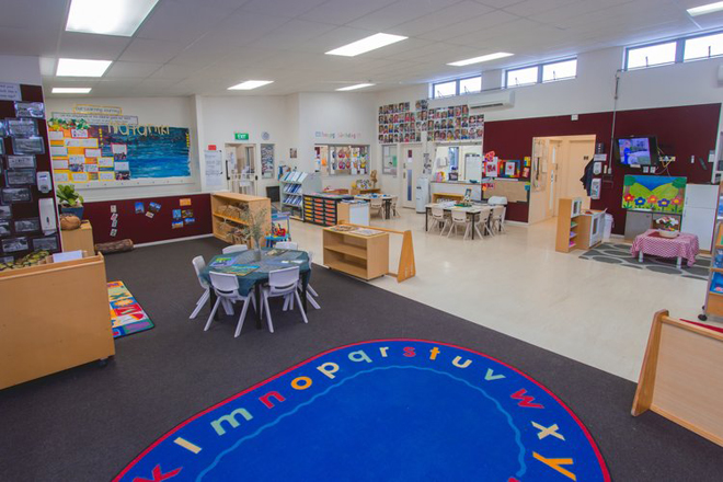 KingsWay Pre-School Interior