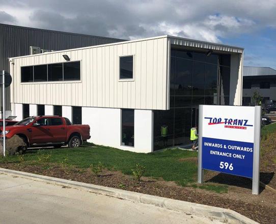 Top Tranz Distribution Centre