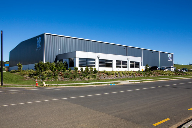 NZ Drinks Water Bottling Facility